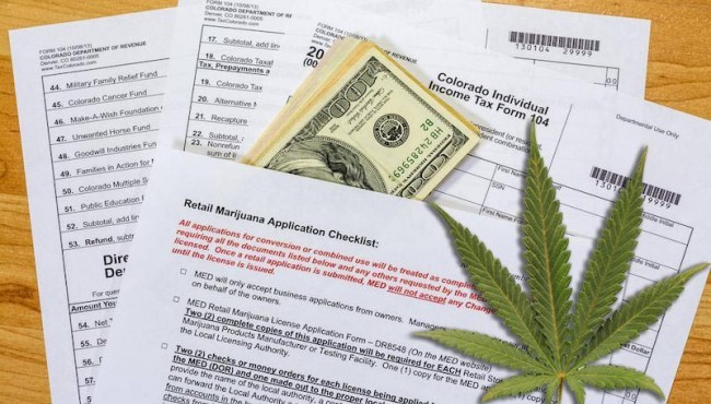 How Tax Reform Could Push More States to Legalize Marijuana