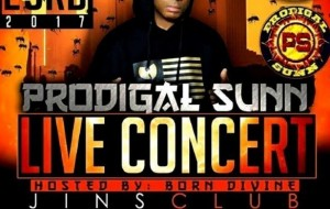 WeedTV Invites You to Prodigal Sunn's Live Concert!