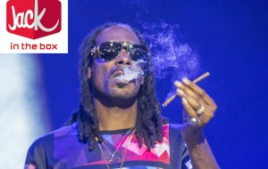 Jack In The Box Partners With Snoop Dogg To Help Stoners With The Munchies