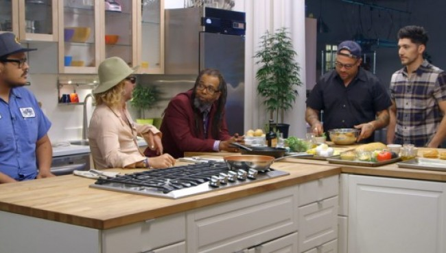 Stream It Or Skip It: 'Cooking On High' On Netflix, The First Ever Cannabis Cooking Show