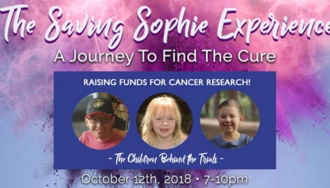 THE SAVING SOPHIE EXPERIENCE - Journey to find the cure