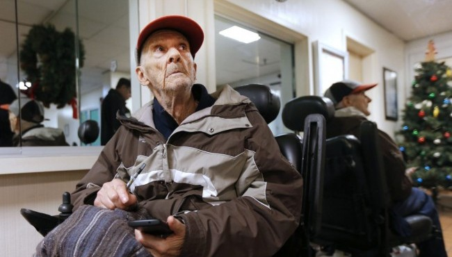 78-year-old evicted from HUD housing after medical marijuana laws collide